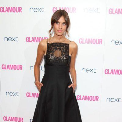Alexa Chung en los Premios Glamour Mujeres del Año 2014 de Londres