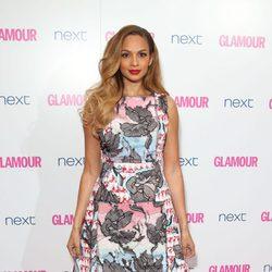 Alesha Dixon en los Premios Glamour Mujeres del Año 2014 de Londres