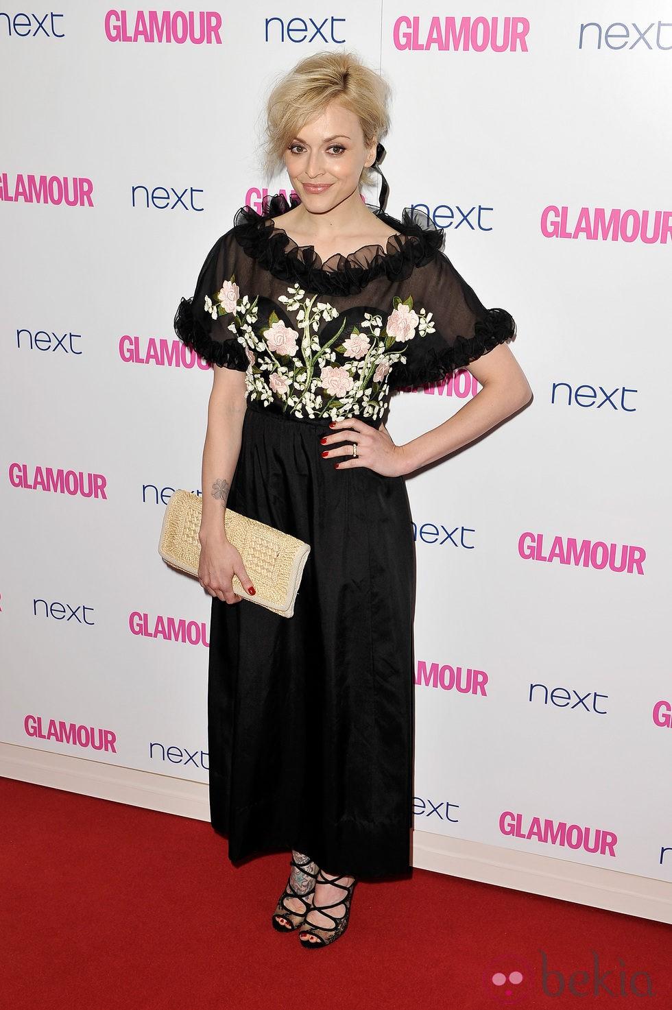 Fearne Cotton en los Premios Glamour Mujeres del Año 2014 de Londres