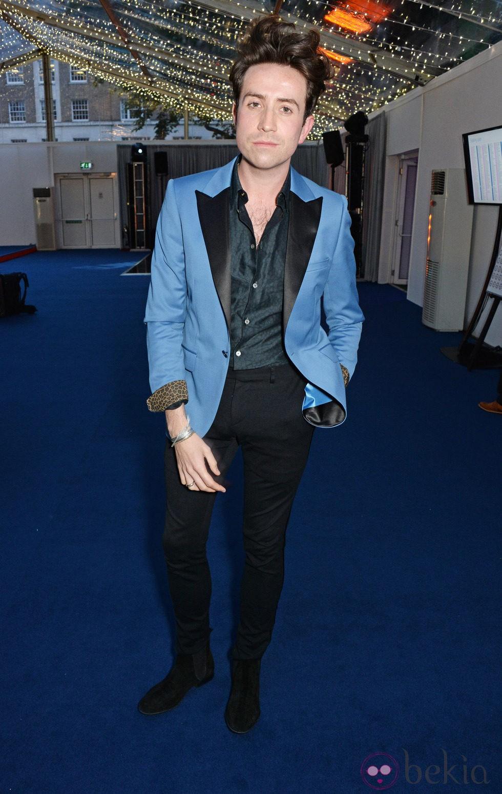 Nick Grimshaw en los Premios Glamour Mujeres del Año 2014 de Londres