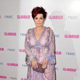 Sharon Osbourne en los Premios Glamour Mujeres del Año 2014 de Londres