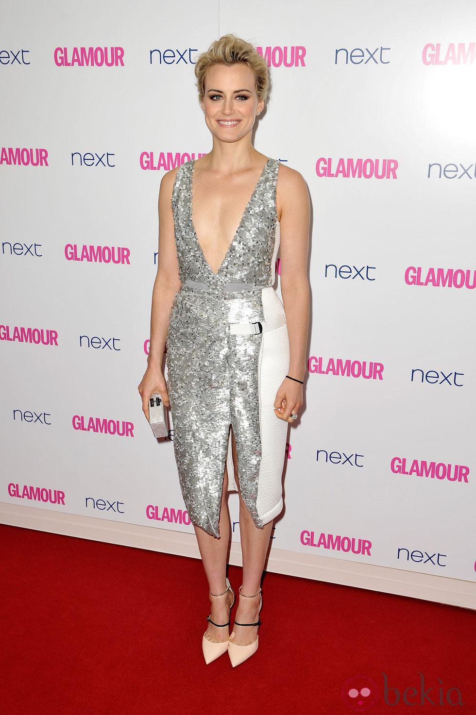 Taylor Schilling en los Premios Glamour Mujeres del Año 2014 de Londres