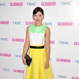 Emma Willis en los Premios Glamour Mujeres del Año 2014 de Londres