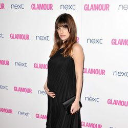 Lake Bell en los Premios Glamour Mujeres del Año 2014 de Londres