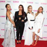 Little Mix en los Premios Glamour Mujeres del Año 2014