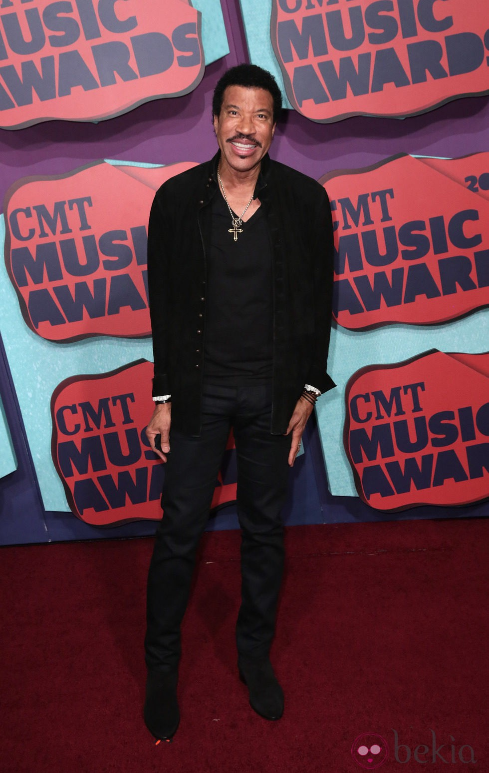 Lionel Richie en los CMT Music Awards 2014