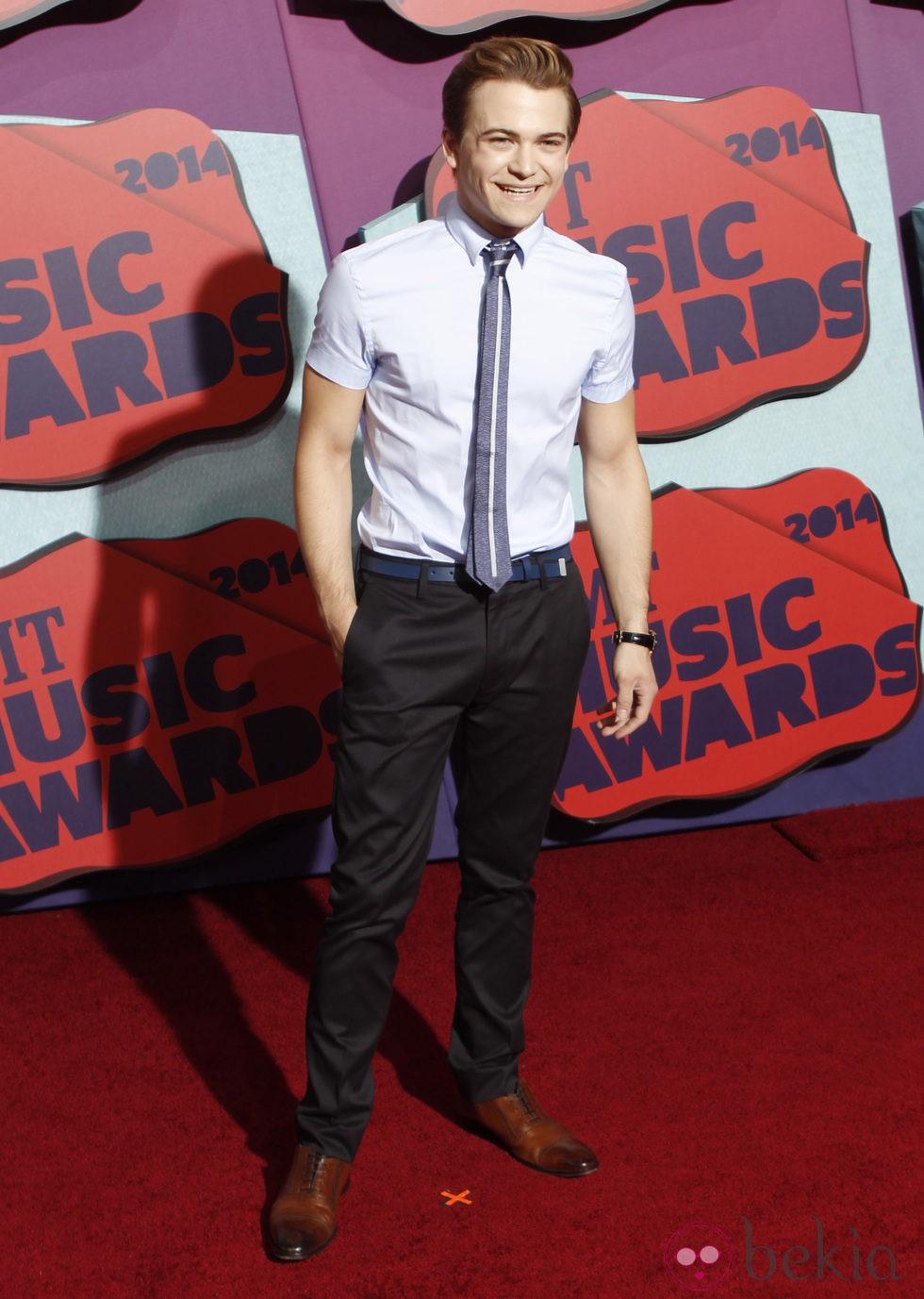 Hunter Hayes en los CMT Music Awards 2014