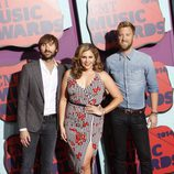 Lady Antebellum en los CMT Music Awards 2014