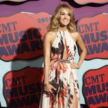 Carrie Underwood en los CMT Music Awards 2014