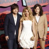 The Band Perry en los CMT Music Awards 2014
