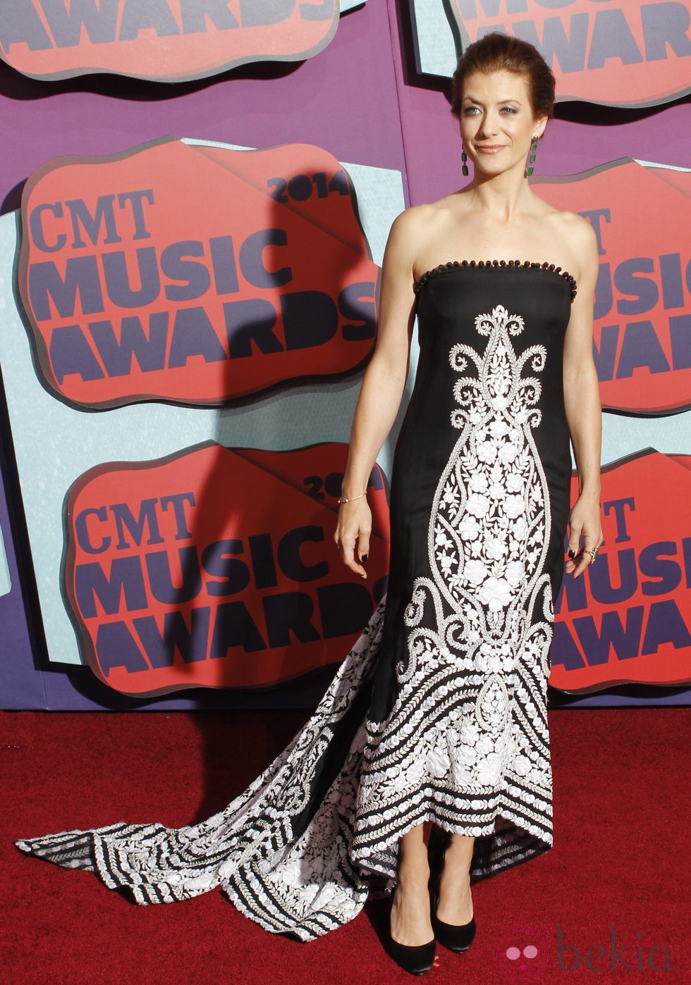 Kate Walsh en los CMT Music Awards 2014
