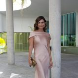 María José Suárez en la boda de Elisabeth Reyes y Sergio Sánchez