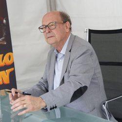 Francisco Ibáñez en la Feria del Libro de Madrid 2014
