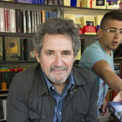 Miguel Ríos en la Feria del Libro de Madrid 2014