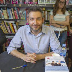 Frank Blanco en la Feria del Libro de MAdrid 2014