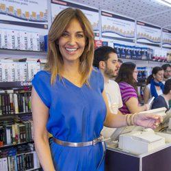 Mariló Montero en la Feria del Libro 2014