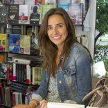 Carmen Alcayde en la Feria del Libro de Madrid 2014