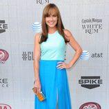 Nikki DeLoach en los premios Guys Choice 2014