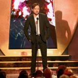 Aaron Paul en la gala de los premios Guys Choice 2014
