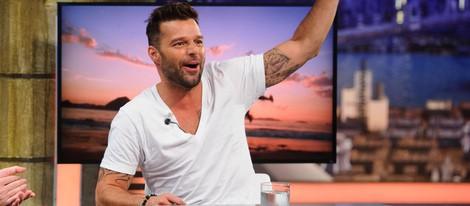 Ricky Martin en 'El Hormiguero'