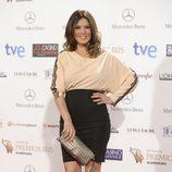 Ivonne Reyes en la entrega de los Premios Iris 2014
