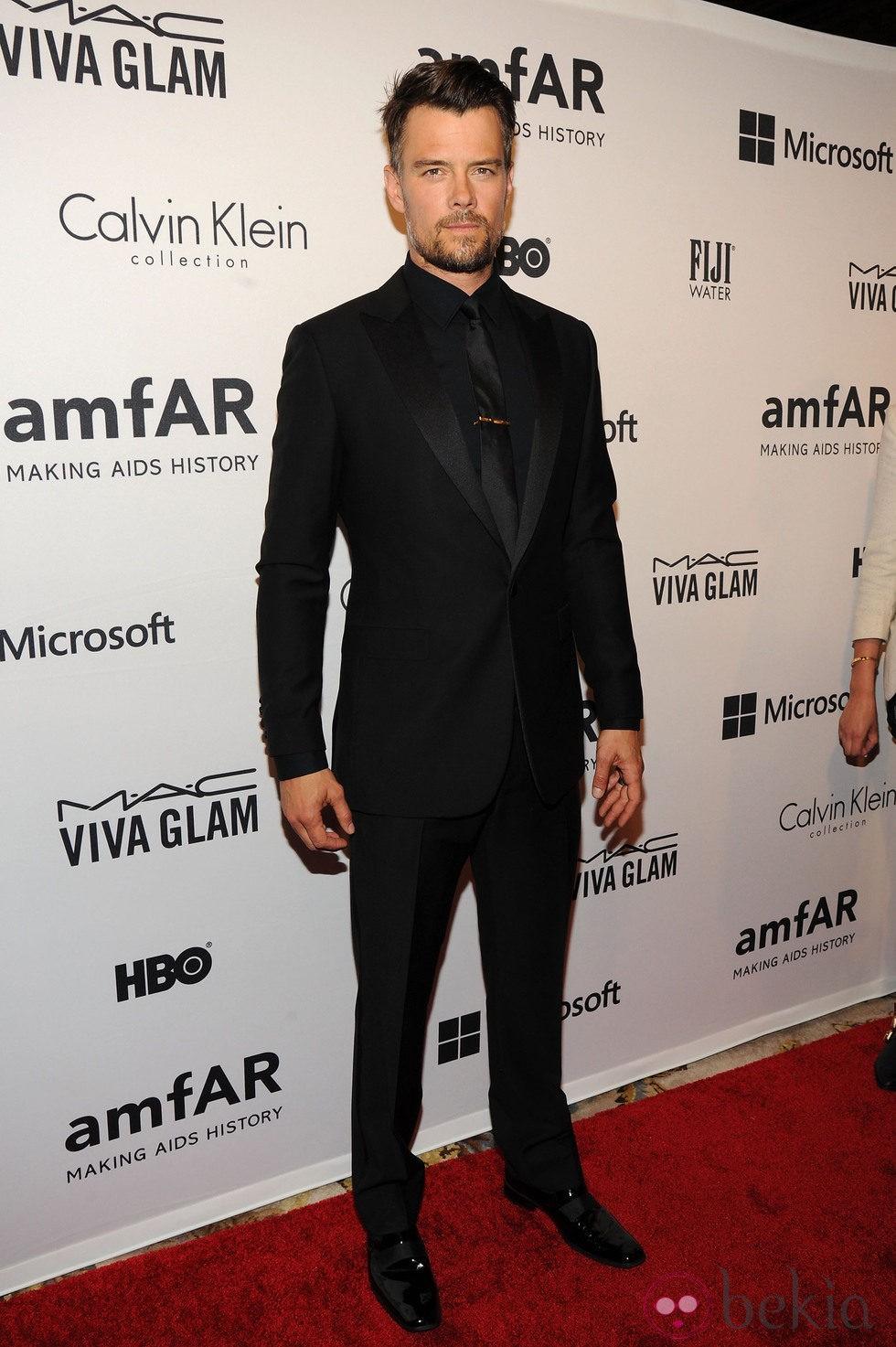 Josh Duhamel en la Inspiration Gala 2014 de amfAR