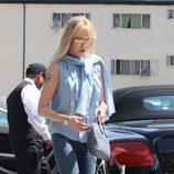 Melanie Griffith reaparece después de su ruptura con Antonio Banderas
