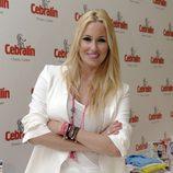 Carolina Cerezuela presenta unos productos de limpieza