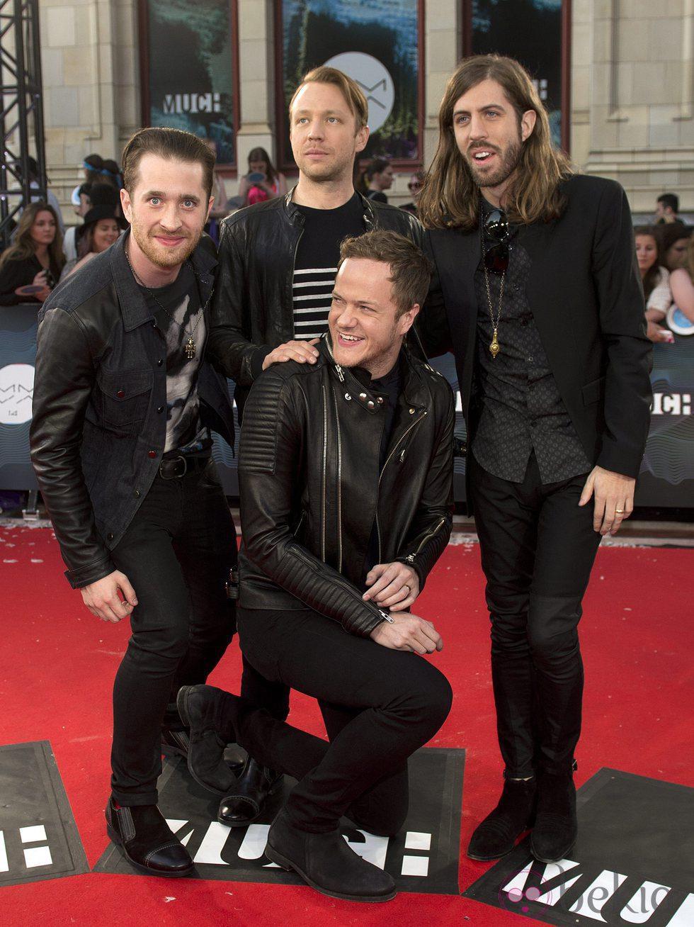 Imagine Dragons en los Premios Much Music Video 2014