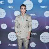 Colton Haynes en los Premios Much Music Video 2014
