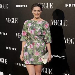 Eugenia Ortiz en la entrega del premio Vogue Who's on Next 2014