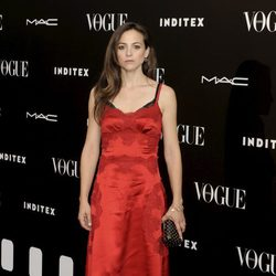 Leonor Watling en la entrega del premio Vogue Who's on Next 2014