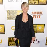 Kaley Cuoco en los Critics' Choice Television Awards 2014
