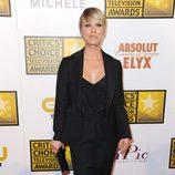 Kaley Cuoco en los Critics' Choice Television Awards 2014