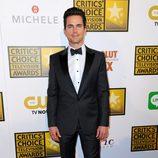 Matt Bomer en los Critics' Choice Television Awards 2014