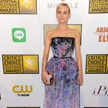 Diane Kruger en los Critics' Choice Television Awards 2014