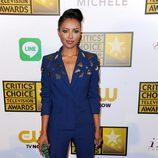 Kat Graham en los Critics' Choice Television Awards 2014