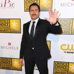Demián Bichir en los Critics' Choice Television Awards 2014