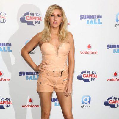 Ellie Goulding en el Summertime Ball 2014