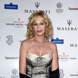 Melanie Griffith en el Taormina Film Festival