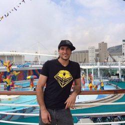 José Manuel Pinto se va de crucero