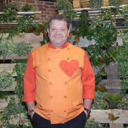 Alberto Chicote en la presentación de la segunda edición de 'Top Chef'