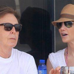 Paul McCartney y Nancy Shevell disfrutan de un día marítimo en Ibiza