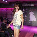 Elisa Mantilla en la presentación de la colección de moda de Nerea Garmendia