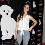 Alicia Sanz en la presentación de la colección de moda de Nerea Garmendia