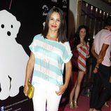 Xenia Tostado en la presentación de la colección de moda de Nerea Garmendia