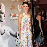 Silvia Jato en el estreno de 'Crimen Perfecto'