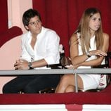 Elena Furiase y Leo Perrugorría en el estreno de 'Crimen Perfecto'