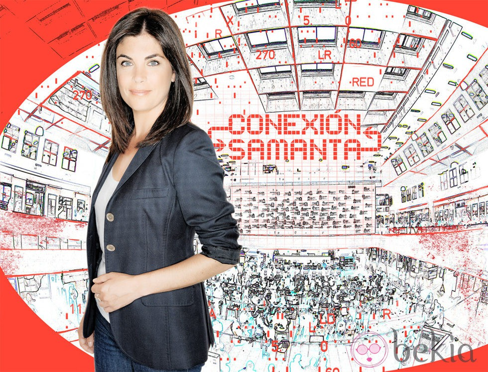 Samanta Villar presenta la tercera temporada de 'Conexión Samanta'