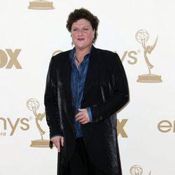 Dot Jones en los premios Emmy 2011